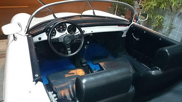『易特商務網古董車出租』 porsche 保時捷 356 Speedster