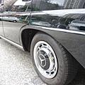 賓士古董車出租1966年 BENZ  (37).JPG