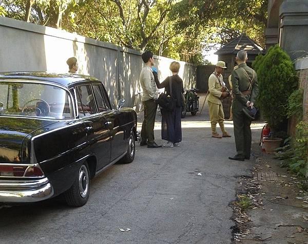 易特商務網BENZ古董車出租(公視 一把青)