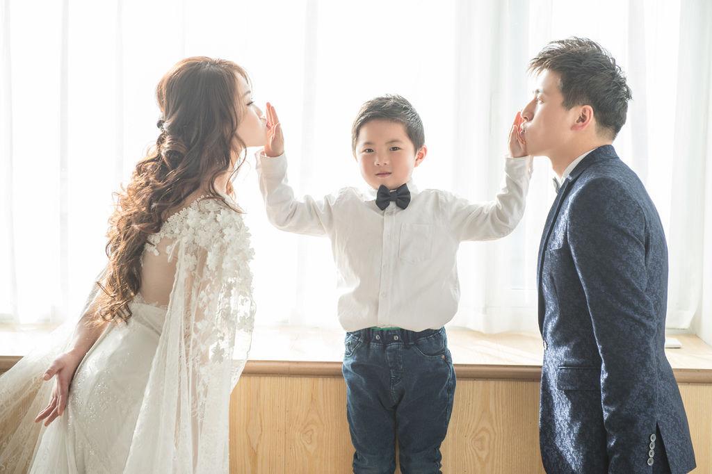 全家福攝影/全家福照/親子寫真照