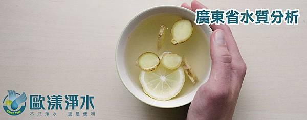 廣東省水質分析