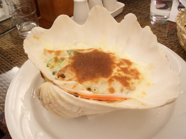 奶油洋芋燻雞焗烤.JPG