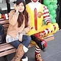 2011.1.1第一餐吃麥當當