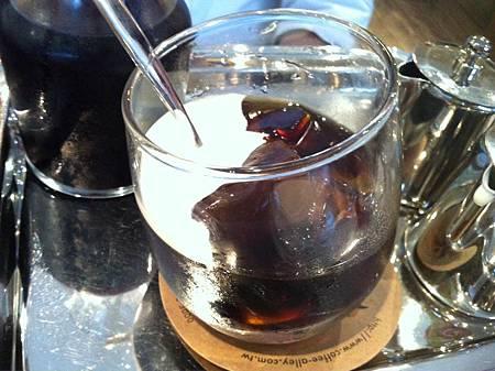 咖啡鮮奶油