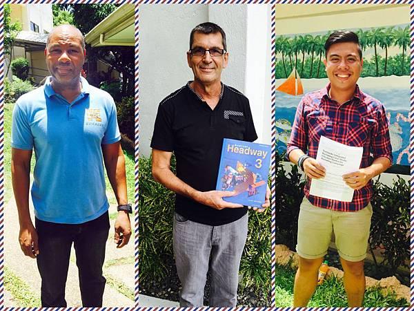 長灘島PE菲律賓語言學校老師陣容