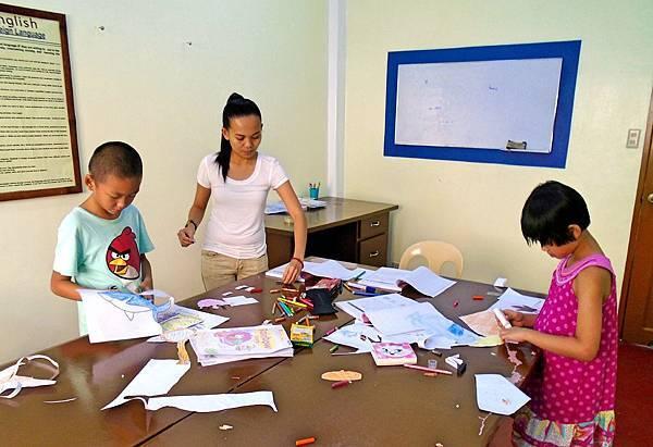 PE長灘語言學校菲律賓英語營隊