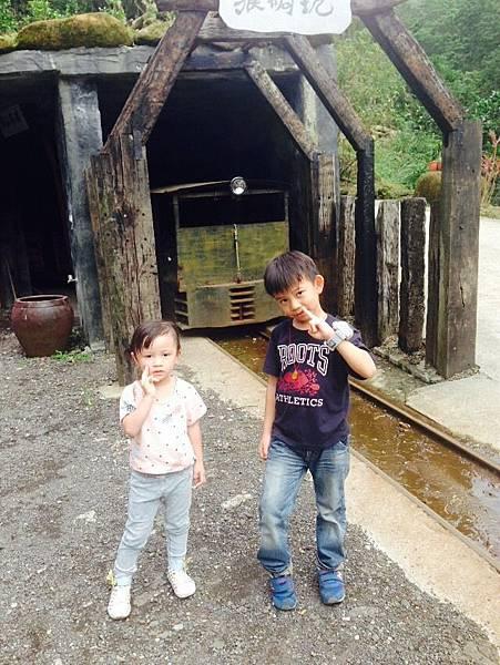 平溪景點猴硐採礦小火車