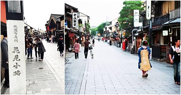 京都必走景點清水寺參拜路線花見小路二年坂三年坂祇園八阪神社
