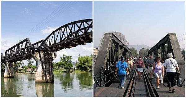 北碧景點推薦愛侶灣七層瀑布&死亡鐵路兩天一夜Erawan Waterfall&Death Railway