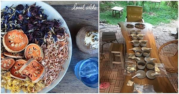 清萊民宿住宿推薦清萊行程安排體驗茶工作坊