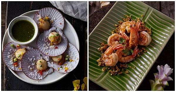 【曼谷河濱夜市Asiatique】泰式餐廳美食推薦Why97