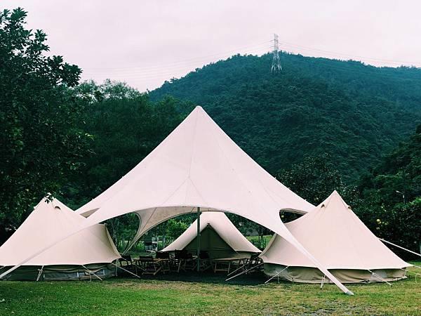 宜蘭懶人露營推薦東風綠活