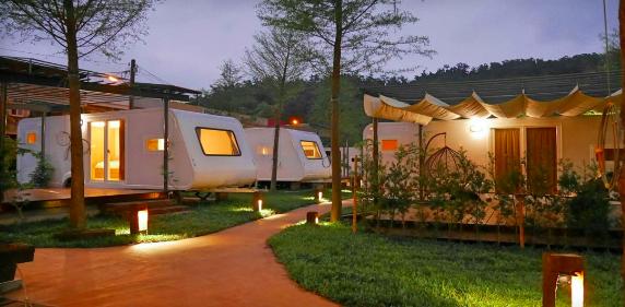 宜蘭懶人露營推薦天ㄟ露營車