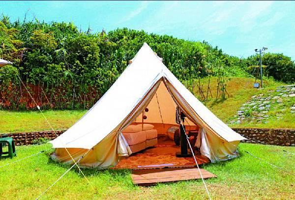 半島秘境懶人露營