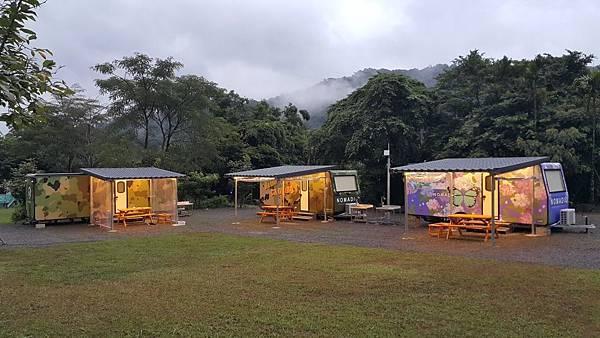 新竹懶人露營推薦飛鳥威尼斯溫泉露營區