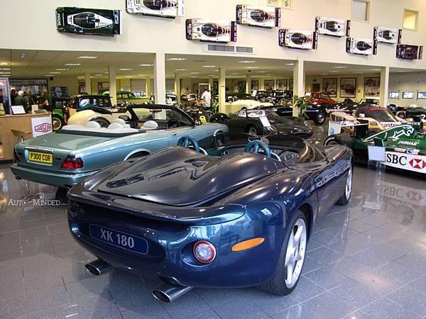 Jaguar-Heritage-Museum