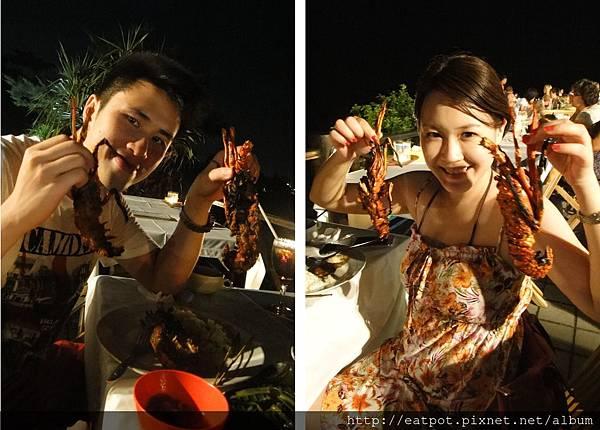 BBQ海鮮龍蝦