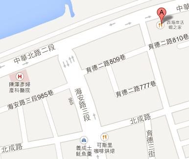 地圖-西海岸活蝦之家.png