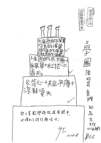 101RW11陳昀昇