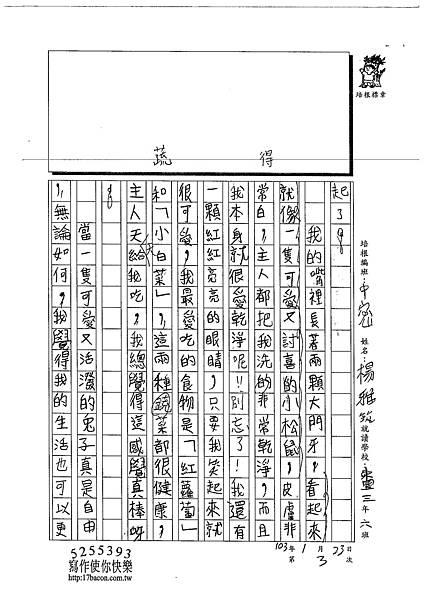 103WM03楊雅筑 (2)