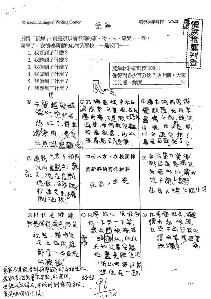 103W5201陳雯新