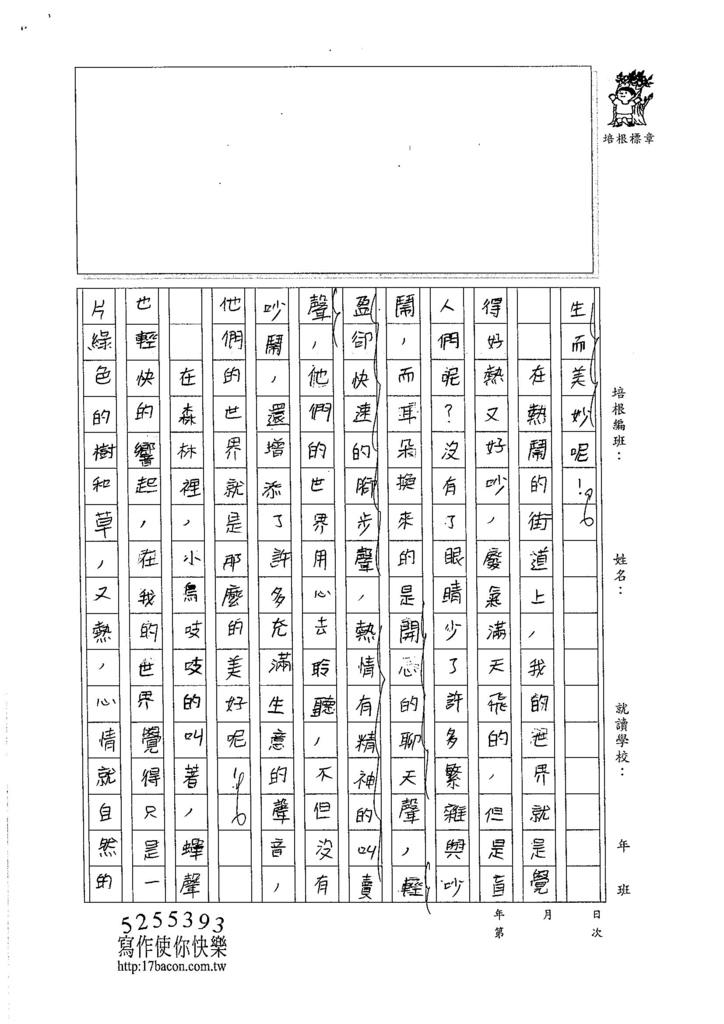 105暑V108 葉嘉安 (2)