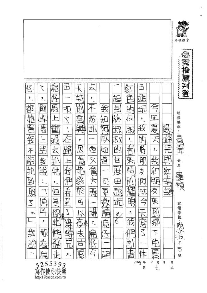105暑TSW207 羅禎 (1)