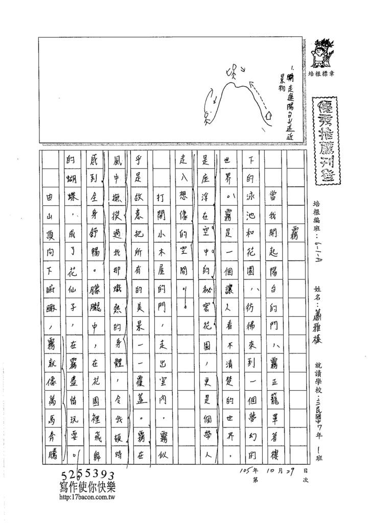 105WA204蕭雅榛 (1)