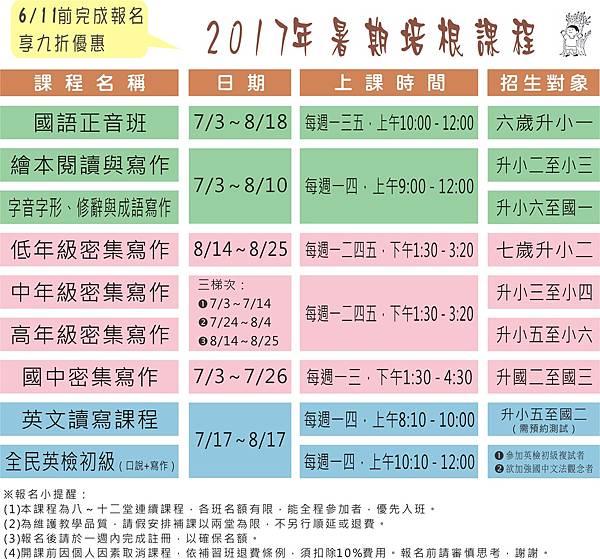106年暑期預告-2