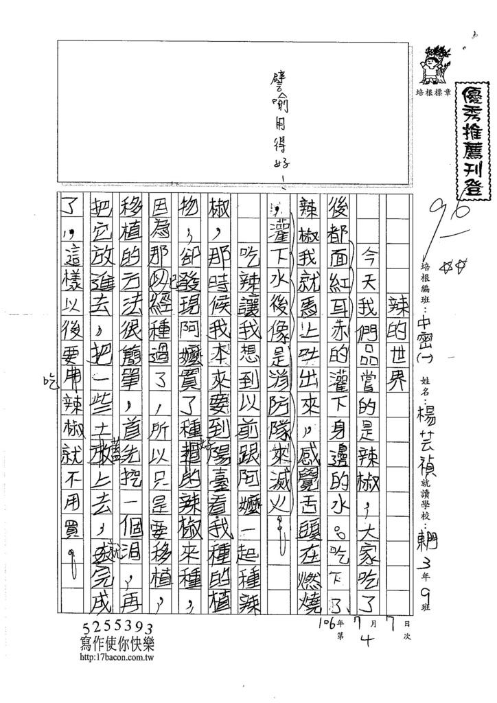 106TMW104楊芸禎 (1)