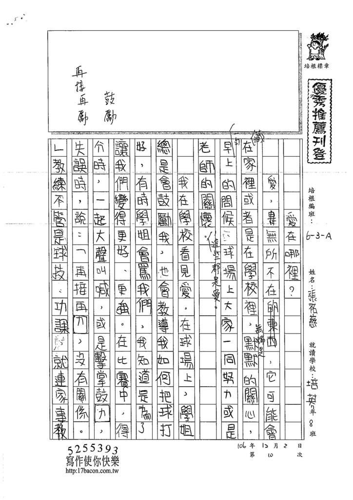 106WA210 張祐慈(1)