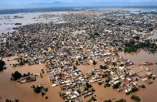 大過-水災