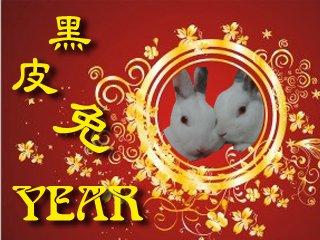 黑皮兔YEAR