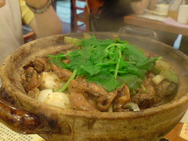 重慶雞公煲