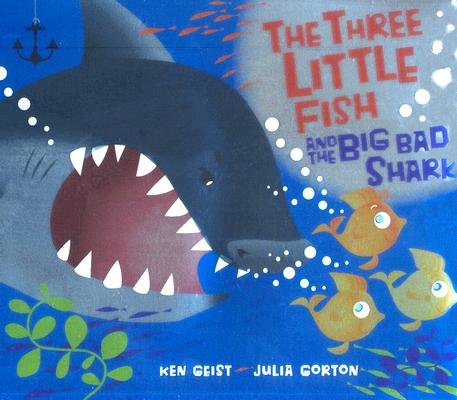 three little fish & big bad shark