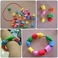 Foam Bead Bracelet