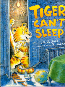 Tiger Can't Sleep