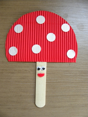 Mushroom Craft (2)
