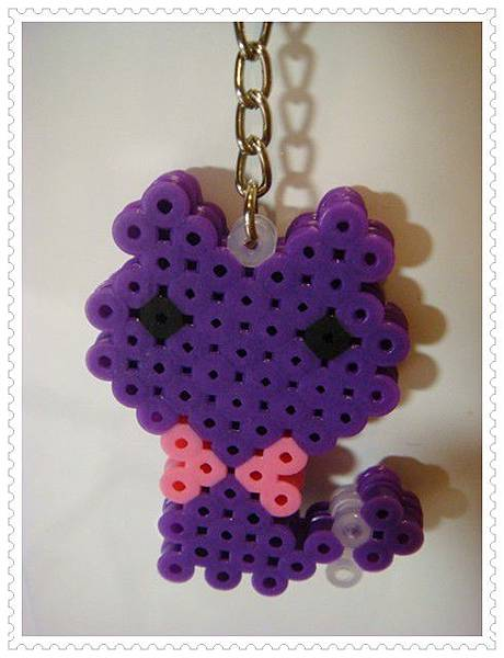 給宥樺-紫色貓咪
