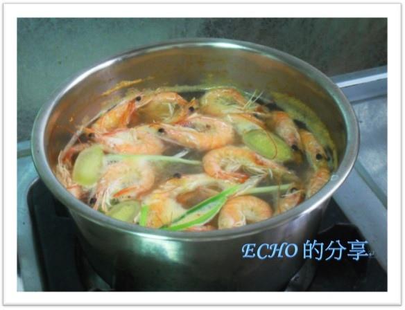 水煮鹽味蝦-4