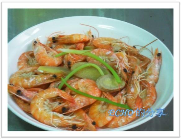 水煮鹽味蝦-5