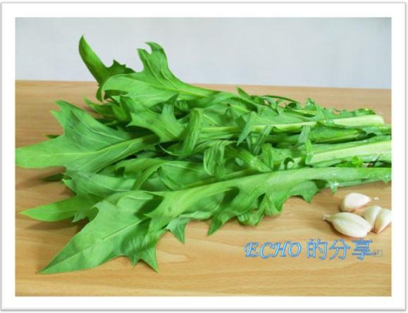 涼拌山萵苣