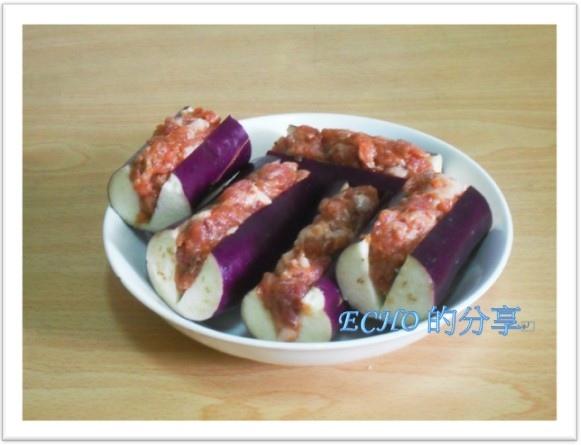 茄子鑲肉-3