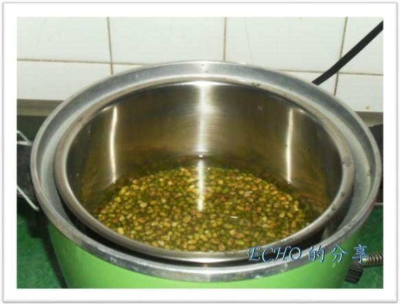 黑糖綠豆湯