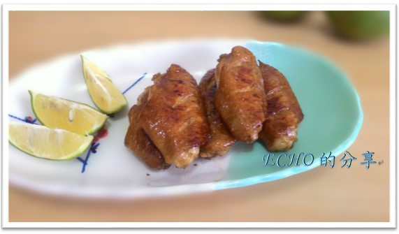 電鍋料理~烤蒜香雞翅