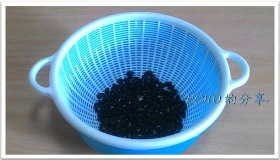 孵黑豆芽菜