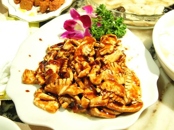 上海功德林餐廳-素腰花.JPG
