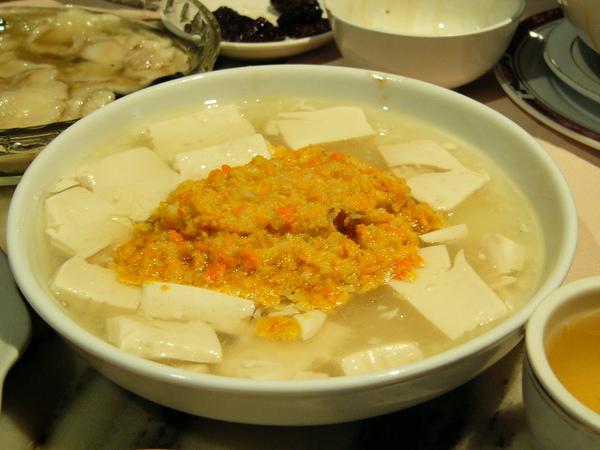 上海功德林餐廳-素蟹黃豆腐.JPG