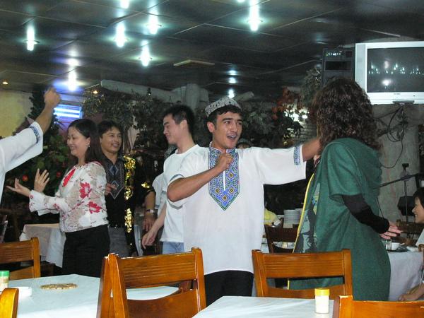 上海新疆風味餐廳-showtime.JPG