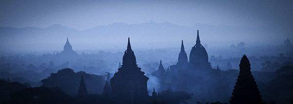 Bagan_Sunrise